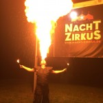 Feuerspucker Magic Paddy
